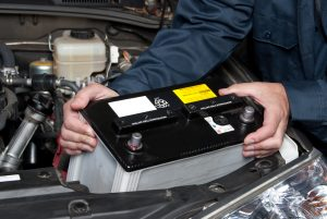 Сделай сам: замена аккумулятора в машине